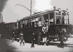 Самый распространённый довоенный трамвай Мариуполя – Х+М