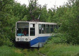 Новые вагоны 71-608К