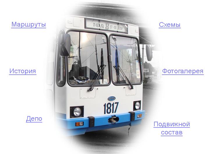 Мариупольский троллейбус